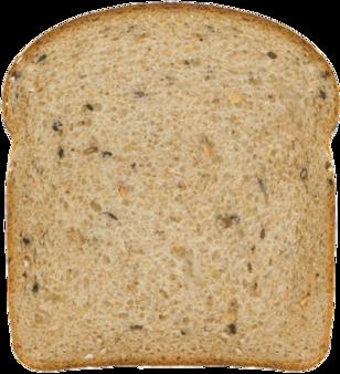 Organic Thin Sliced 22 Grains & Seeds Bread Slice