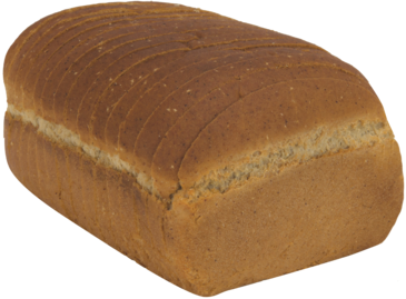 Seedless Jewish Rye Naked Bread Loaf Image