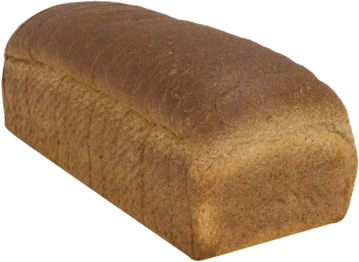 Stone Ground 100% Whole Wheat Naked Bread Loaf