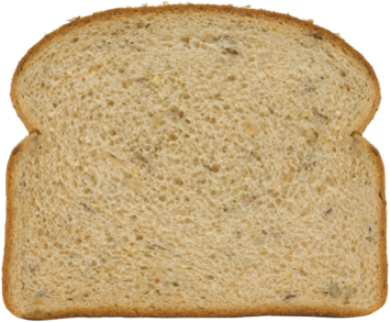 12 Grain Bread Slice