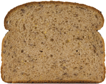 Healthy Multi-grain Bread Slice Image