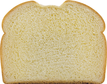 Country Potato Bread Slice Image