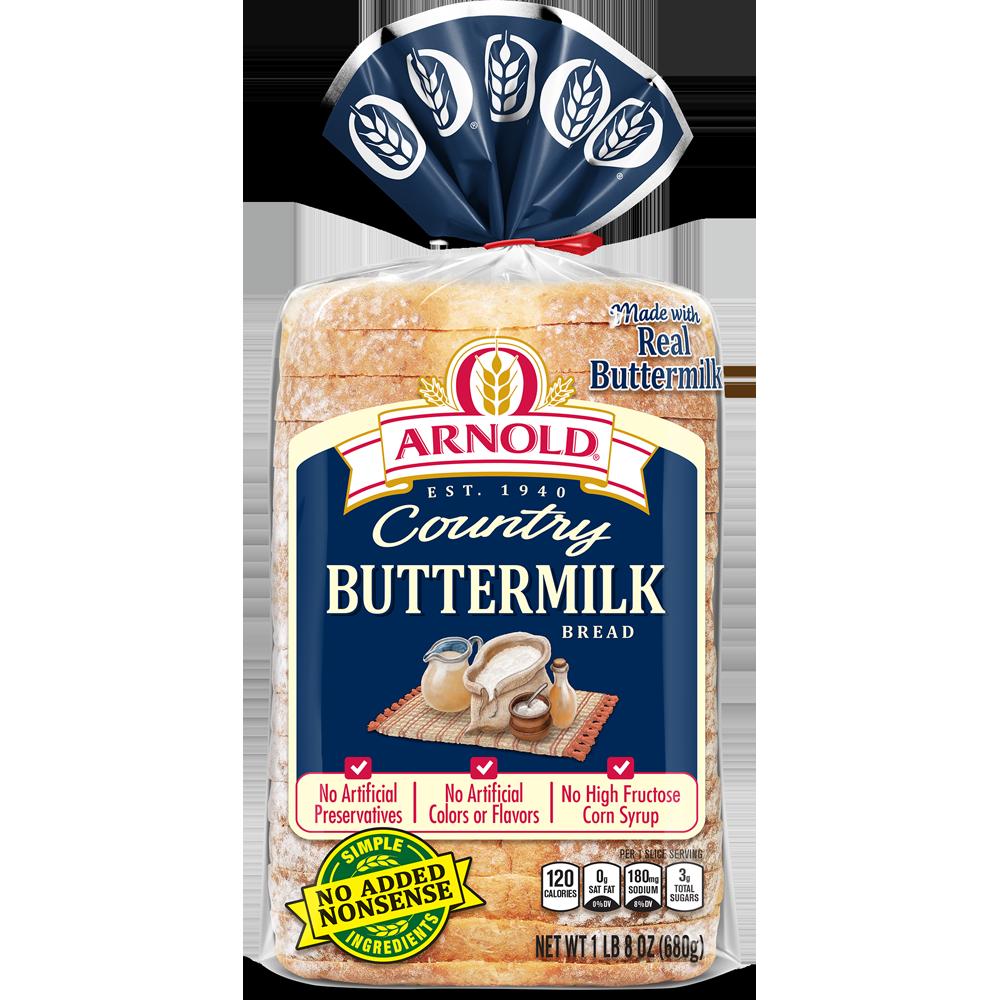 Arnold Buttermilk Bread Package