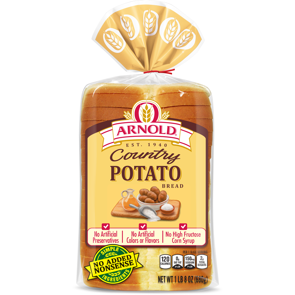 Arnold Country Potato Bread Package