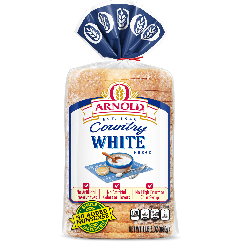 Arnold White Bread Package