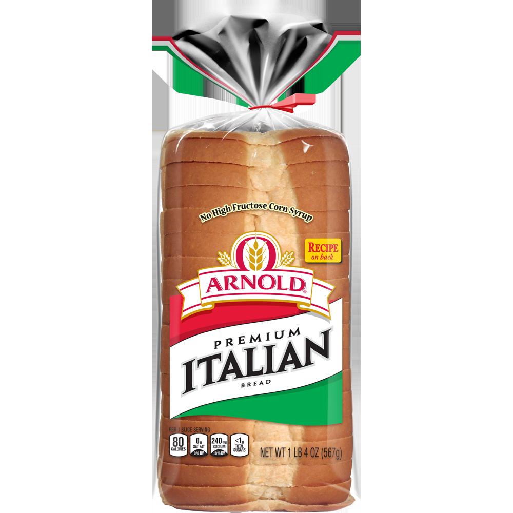 Arnold Premium Italian Bread Package Image