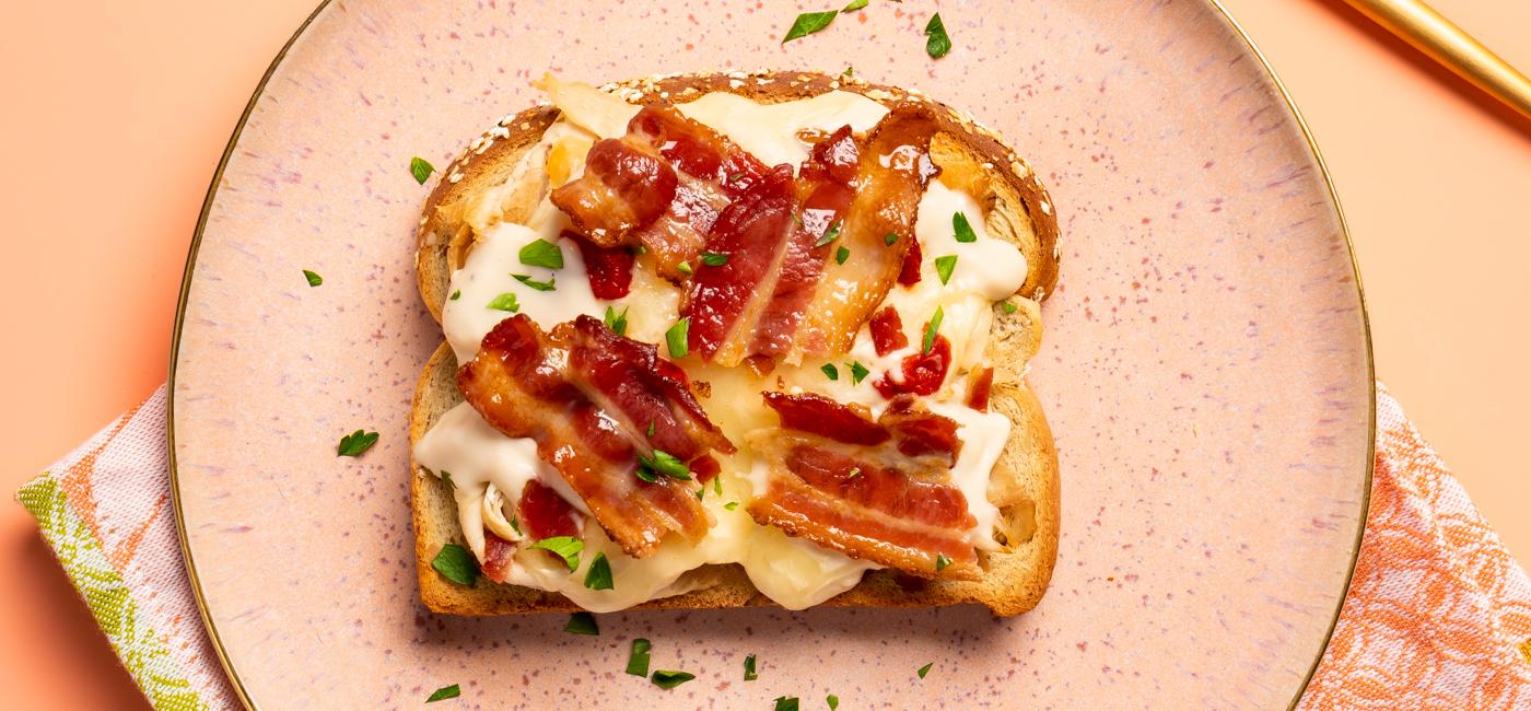 Hot Brown Sandwich Recipe Image