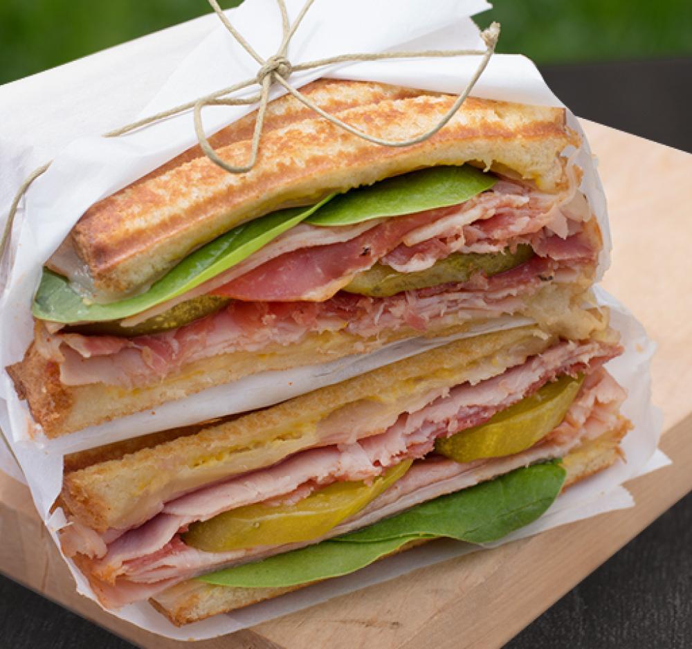 Cubano Panini Recipe Image