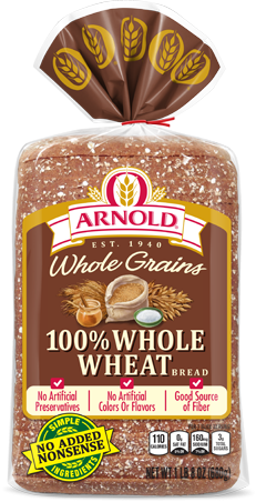 100% Whole Wheat