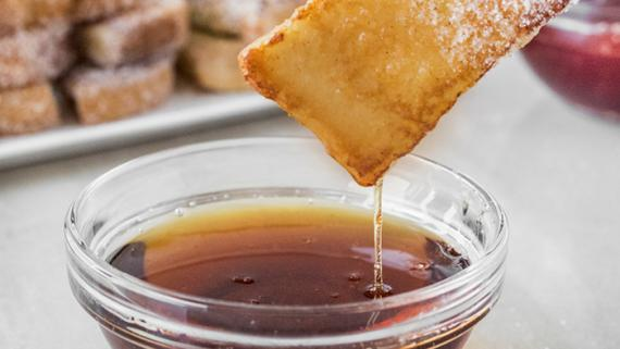 French Toast Dippers Recipe Image