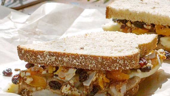 On The Trail Sandwich Recipe Image